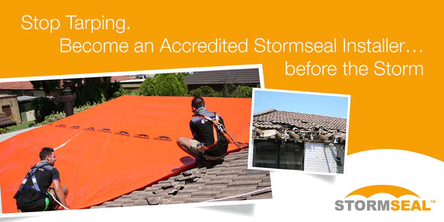 Stormseal Accredited Installer