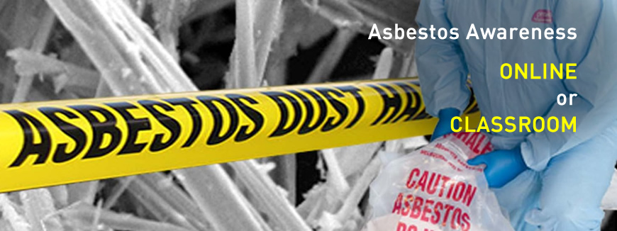 Asbestos Awareness Online Training Course Brisbane