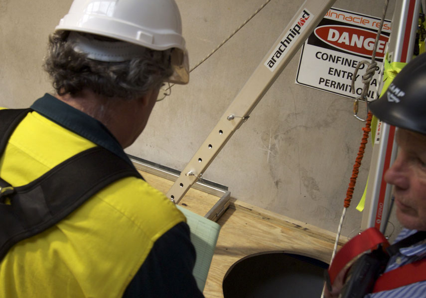 confined space training certificate template .
