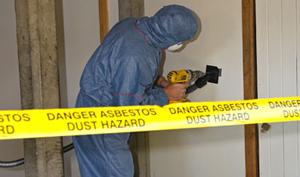 Remove Non-Friable Asbestos (Class B)