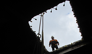 Confined Space Entry - Half day Refresher