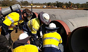 Confined Space Entry - 2 day (Gladstone)