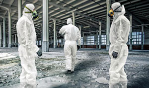 Remove Friable Asbestos (Class A)
