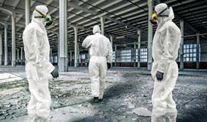 Remove Friable Asbestos (Class A)