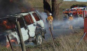 Road Crash Rescue Training