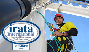 Rope Access Training (IRATA)