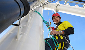 Rope Access Training (ARAA)
