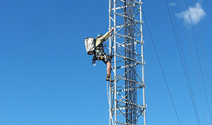 Tower Climbing & Rescue Training