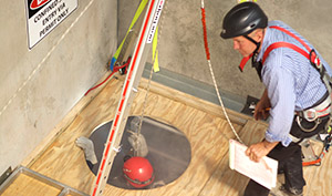 Working at Heights and Confined Space - Online + Hands On Practical