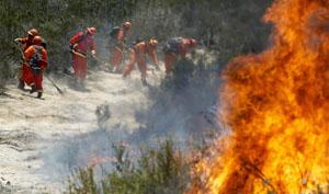 Respond to Wildfire