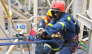 Standby Rescue Team Provision
